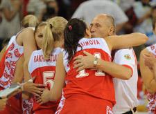 ...по женскому баскетболу на ЧМ-2010...